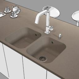 double-sink-lavello-cucina-quarzo-okitop